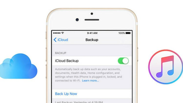 iPhone, iPad ve iPod touch'ınızı iCloud ile yedekleme