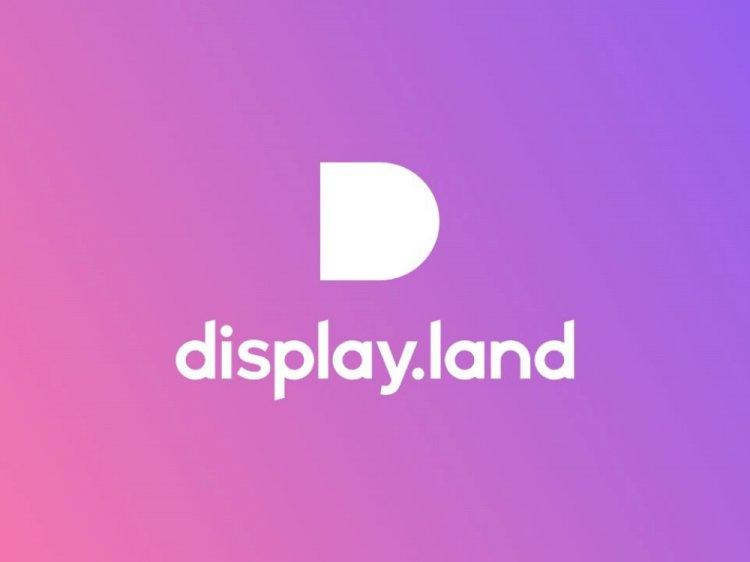 Fiziksel alanları 3 boyutlu sahnelere çeviren uygulama: Display.land