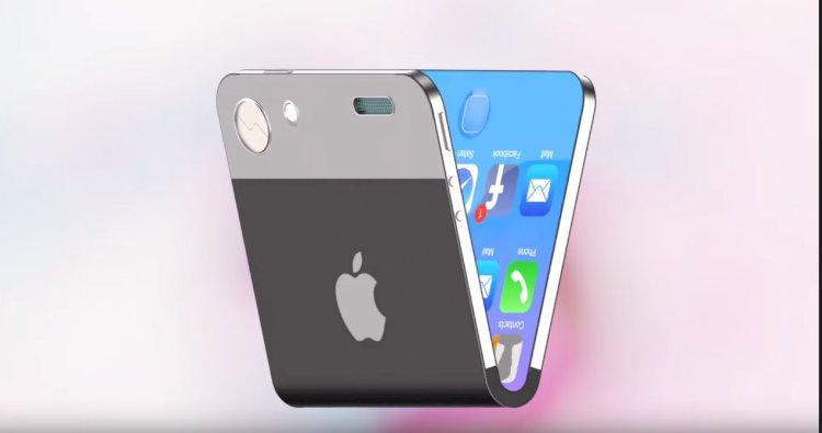 Katlanabilir iPhone'un yeni konsept videosu