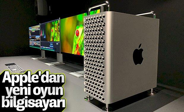 Apple'dan Yeni Oyun Bilgisayarı