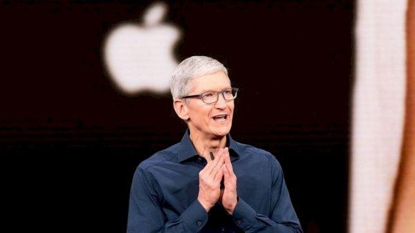 Apple CEO'su Tim Cook'un 2019'da ne kadar kazandığı belli oldu