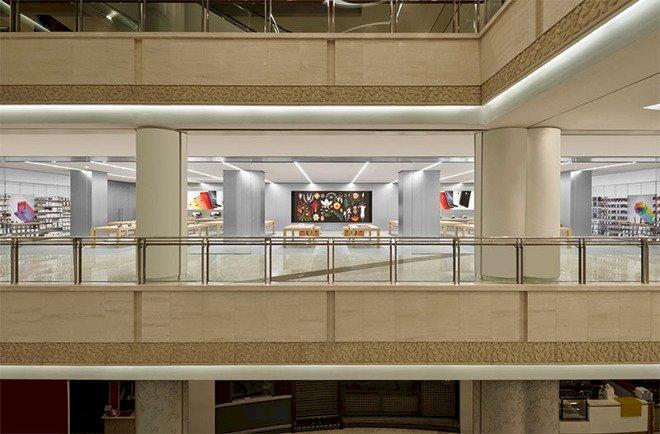 Korona virüsü endişeleri nedeniyle Çin'de iki Apple Mağazası daha kapandı