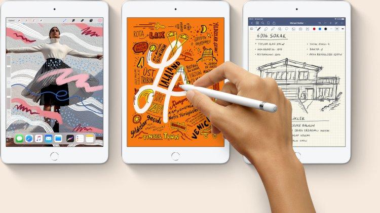 Yepyeni iPad Air ve iPad mini 5 olağanüstü güç ve yeni özellikler sunuyor