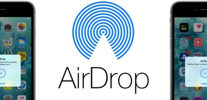 AirDrop Nedir, AirDrop Ne İşe Yarar ve AirDrop Nasıl Kullanılır?