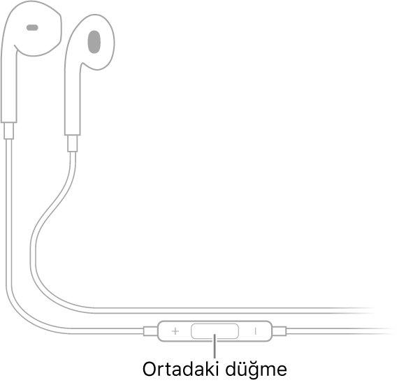 iPhone Kulaklık - Apple EarPods Nasıl Kullanılır ?