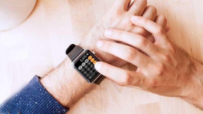 Apple Watch'da Yeni Hesap Makinesi Uygulamasını Kullanmak