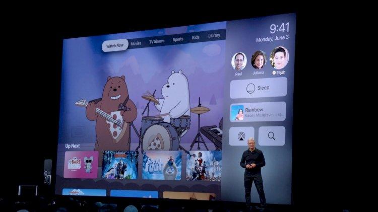 Apple TV'ye Yeni Kullanıcı Ekleme Nasıl Yapılır ?