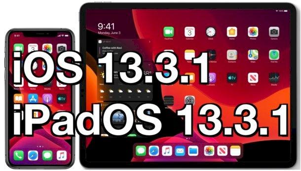iOS 13.3.1 ve iPadOS 13.3.1'in güvenlik içeriği