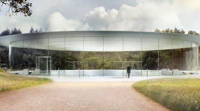 Apple, Apple Park'ta yeni GPS test tesisi kurma lisansı için başvuruda bulundu