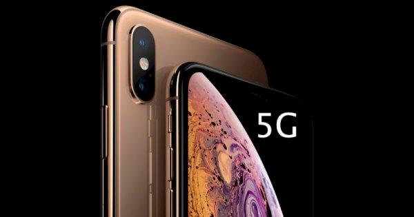 Apple'ın yeni iPhone'lar için kendi 5G antenlerini üretmeye başladığı bildiriliyor