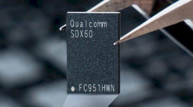 Qualcomm X60 5G modem 2021 iPhone modellerinde kullanılabilir