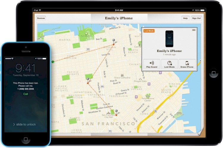 Kayıp Bir Telefonu Bulmak İçin 'iPhone'umu Bul' Nasıl Kullanılır ?