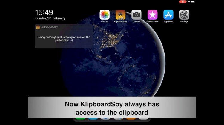 Güvenlik demosu iOS kullanıcılarına herhangi bir uygulamanın (veya widget'ın) bildirimleri sessizce okuyabileceğini hatırlatıyor