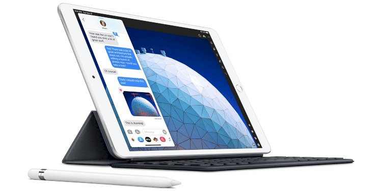 Coronavirus, üretim kapasitesi düşse bile iPad satışlarını artırıyor
