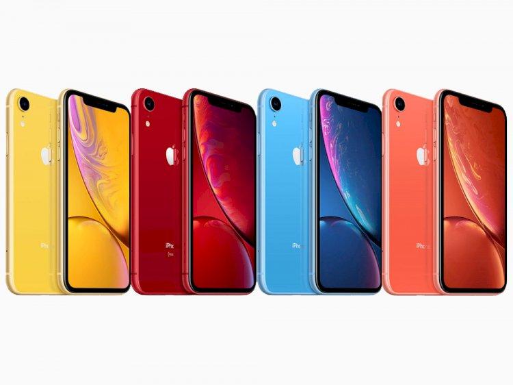 2019'da En Çok Satan Akıllı Telefon: iPhone XR