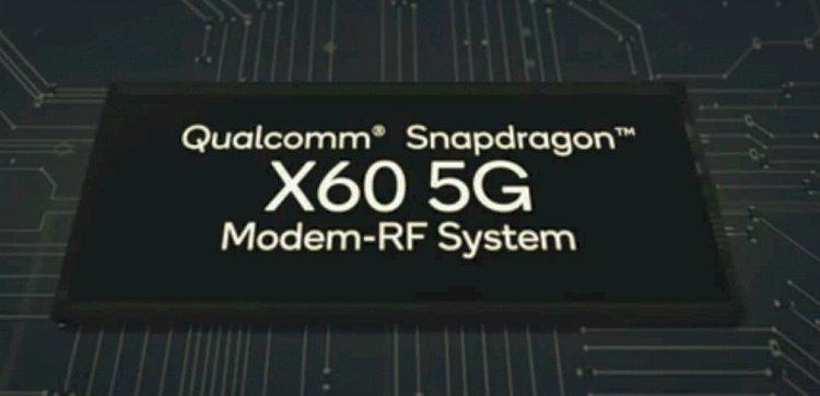 iPhone 12'de Kullanılması Düşünülen 7.5 Gbps'nin Üzerinde Hızlara Sahip Yeni X60 5G Modem
