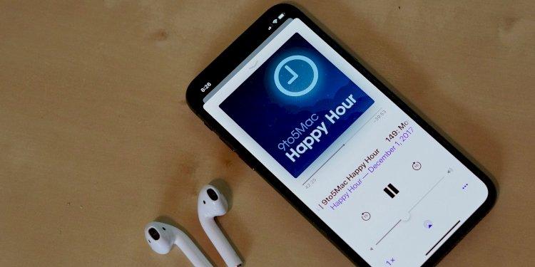iPhone için en iyi Podcast uygulaması nedir? (2020)