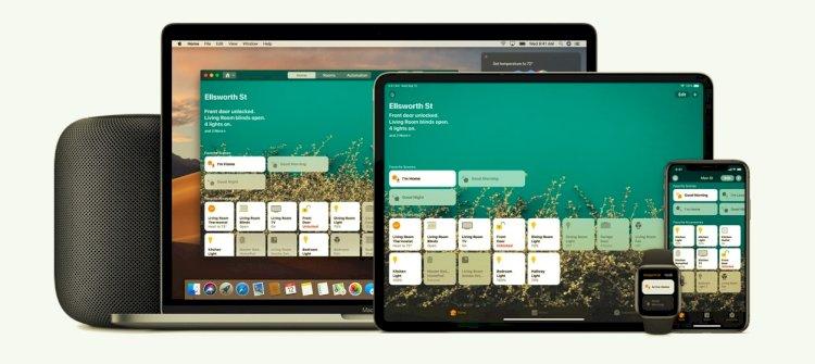 HomeKit'in Özellikleri iOS 14 Kod ile Sızıntı: Yüz Tanıma, Işıklar için Gece Kaydırma, Apple TV Ses