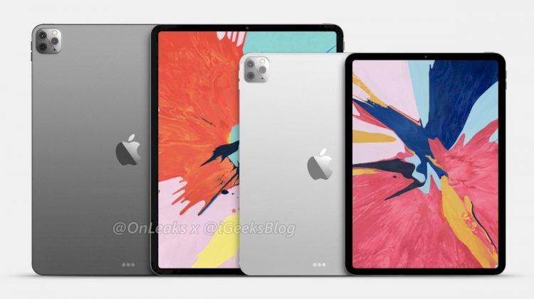 Sızıntı: 2020 iPad Pro, İşlerde Yeni Apple TV Uzaktan Kumandası olan ToF Sensörü ile Gelecek