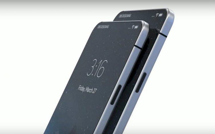 iPhone 12 Konsepti iPhone 4'ten İlham Çekerek Nostaljiyi Geri Getiriyor