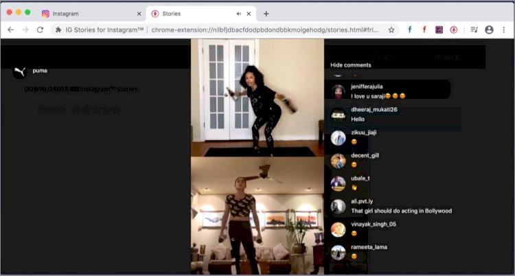 Mac'te Instagram Canlı Yayın (Live) Nasıl İzlenir ?