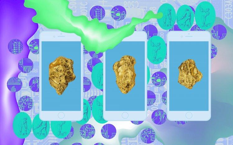 iPhone Üretimi İçin Yılda Ne Kadar Altın Kullanıyor?