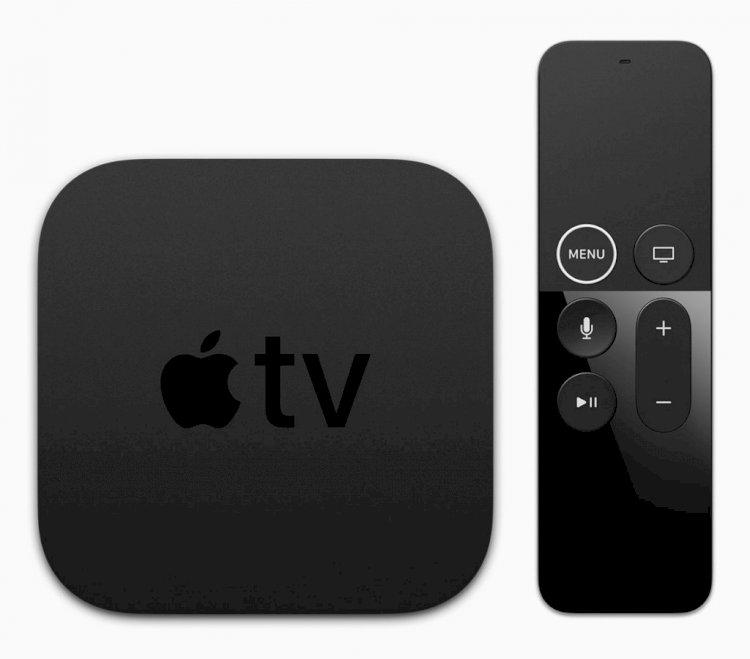 A12X Biyonik Çipli Yeni Apple TV 4K Çok Yakında