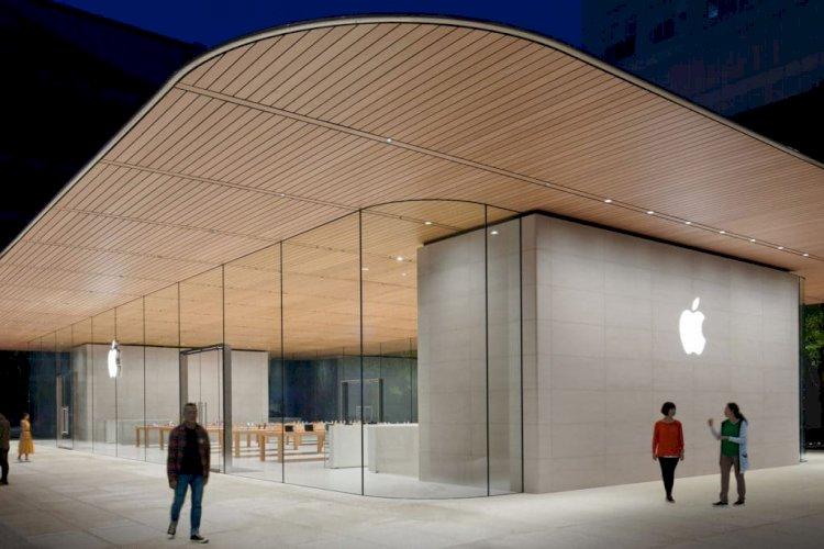ABD'deki Apple Mağazaları Gelecek Hafta Başlayarak Yeniden Açılmaya Hazırlanıyor