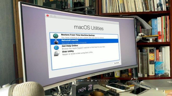 Mac Kurtarma Modu Nasıl Kullanılır ?