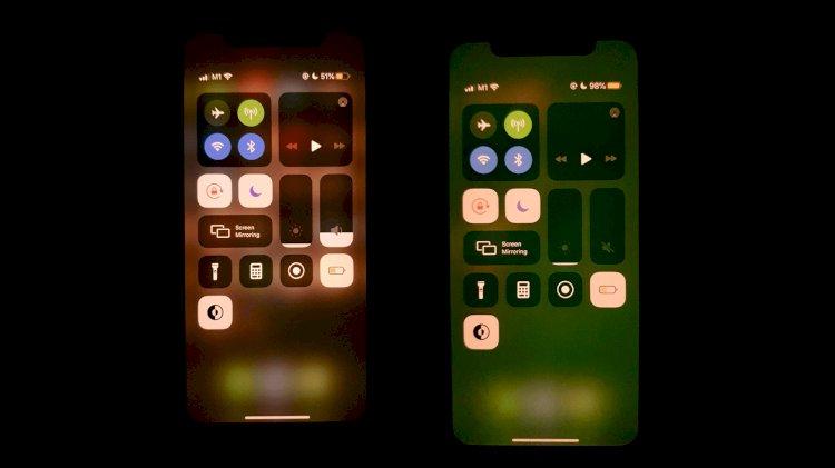 iPhone 11 Yeşil Ekran Hatası