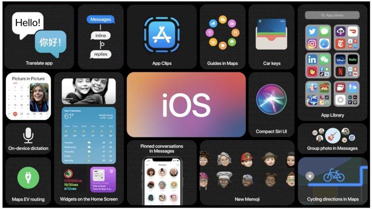 iOS 14 ile Gelen Yeni Özellikler