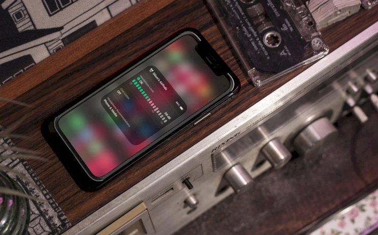 iOS 14: iPhone'da Kulaklık Sesi Seviyesini Gerçek Zamanlı Olarak Kontrol Etme