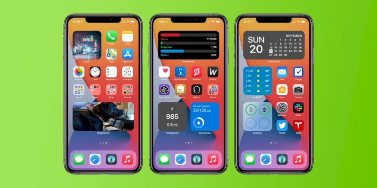 iPhone ana ekranınızı kişiselleştirmek için WidgetSmith nasıl kullanılır?