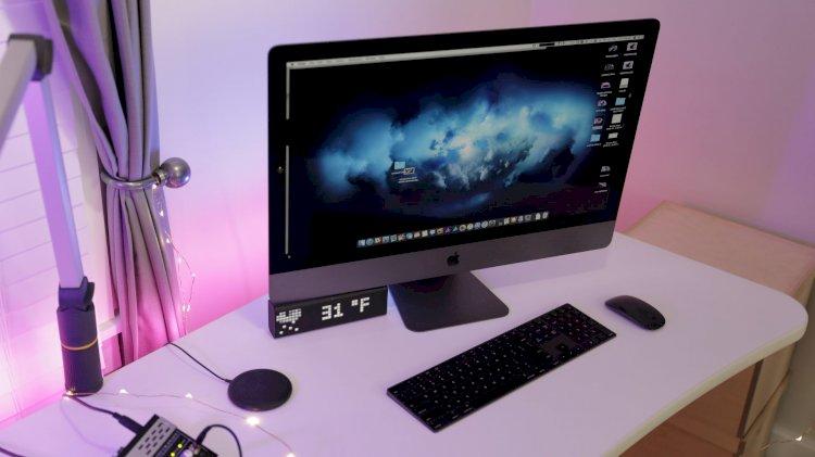 iMac Pro, Apple'ın web sitesinden kaldırıldı, resmi olarak durduruldu