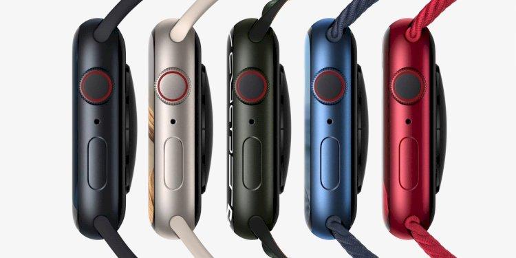 Apple Watch Series 7 SSS: renk karşılaştırmaları, bant uyumluluğu, çıkış tarihi