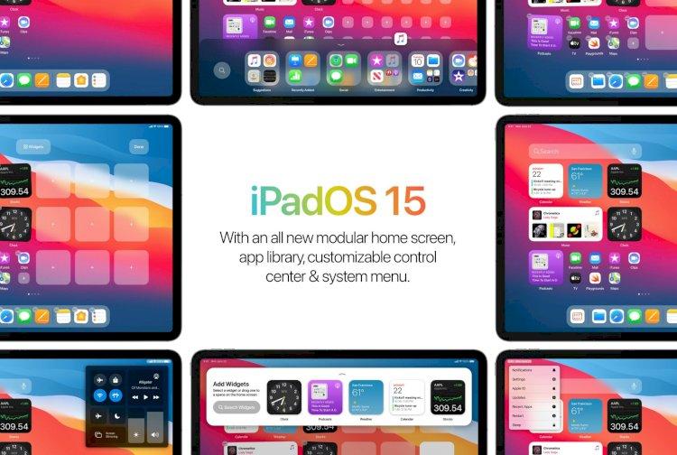 iPadOS 15 iPad'e Nasıl Yüklenir?